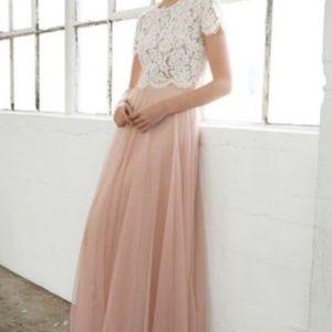 Jenny Yoo BHLDN Louise Arabella Tulle Skirt